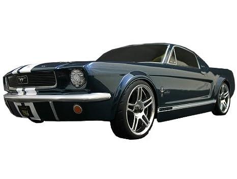 Teledirigido LXR XK76 Ford Mustang 1966 1/10 de Seben RTR 100km/h 4WD 2,4GHZ + Envío gratuito!! Carrocería eligible: Amazon.es: Juguetes y juegos