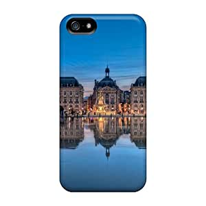 5/5s Scratch-proof Protection Case Cover For Iphone/ Hot Lake Palace Phone Case