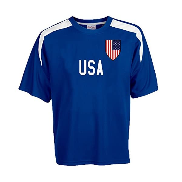 2c20ec933 Custom USA Soccer Jersey Personalized with Your Names and Numbers ...