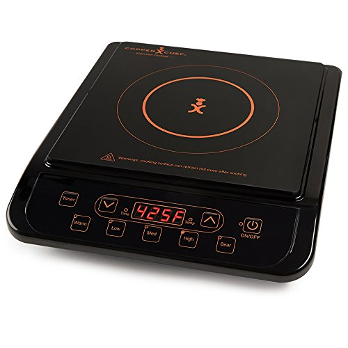 Chard Induction Cooktop, Black