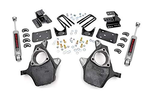 4 inch front drop kit silverado - 2
