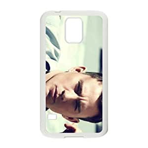 Happy Channing Tatum Cell Phone Case for Samsung Galaxy S5