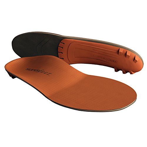 Superfeet Copper Men's and Women's Full-Length Insoles by Superfeet