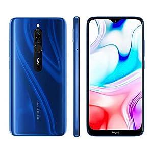Xiaomi-Redmi-8-64GB-Dual-SIM-GSM-Unlocked-Phone-Sapphire-Blue