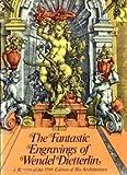 Fantastic Engravings of Wendel Dietterlin, Wendel Dietterlin, 0486219445