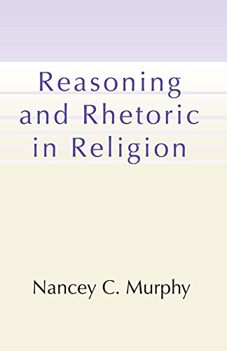 Reasoning and Rhetoric in Religion: by Brand: Wipf n Stock Pub
