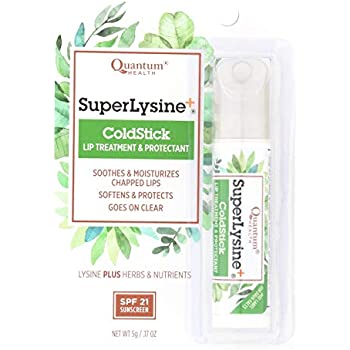 Amazon com: Herpecin L Lip Balm Stick, SPF 30 & Lysine, 0 1 Ounce