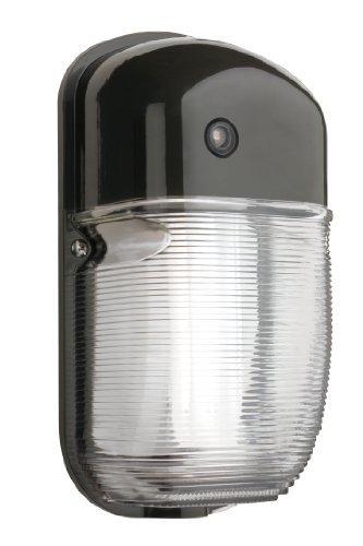 Lithonia Lighting OWP3 42F 120 P LP BZ M4 Outdoor Mini Wall Pack Dusk to Dawn Photocell, Black Bronze [並行輸入品] B07R9SNVJL