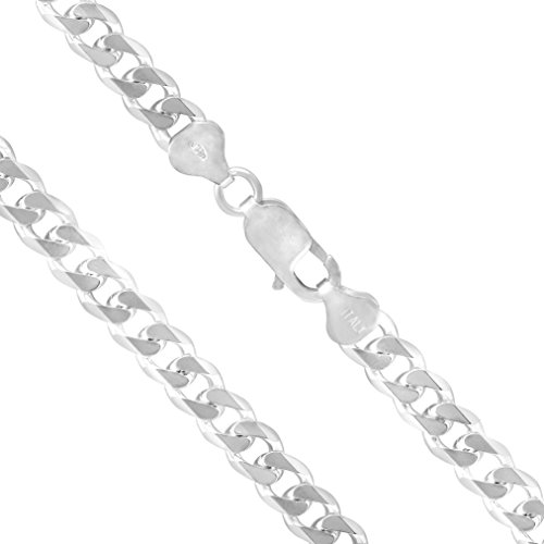 Sterling Silver 4mm Necklaces Bracelets