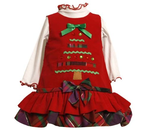 Women Denim Long Sleeve Dress Bow Sashes - 6