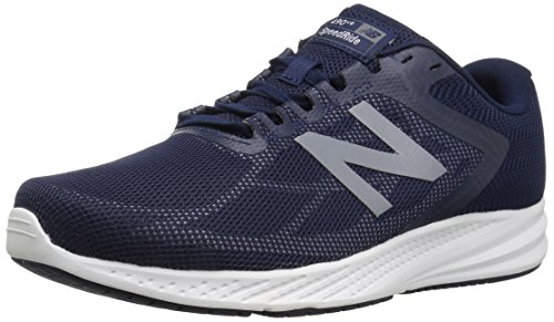 - New Balance Men's 490v6 Cushioning Running Shoe, Navy, 8 D US