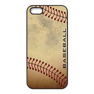 Baseball Fashion Design Cover Skin for Iphone 5 5S