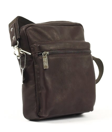 Claire Chase Crossbody Bag, Cafe, One Size ()