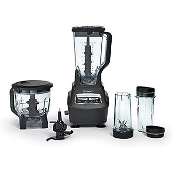 Amazon.com: Ninja Mega Kitchen System Blender and Food