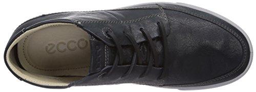 ECCO Gary, Sneaker a Collo Alto Uomo Nero(ombre 1415)