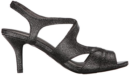 LifeStride Women's Note Dress Sandal Black Twinkstar plSSaX0dh