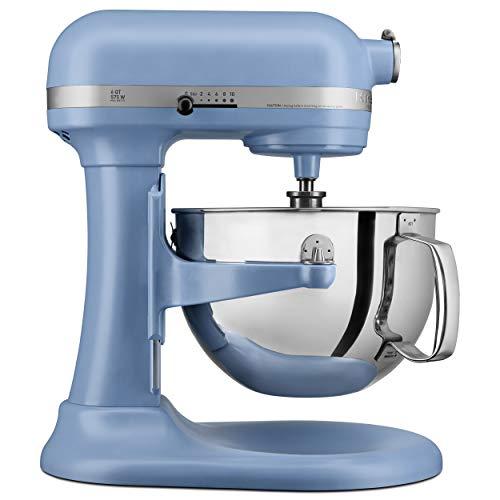 KITCHENAID Professional 600 Stand Mixers, 6 quart, Matte Velvet Blue