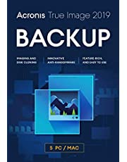 Acronis True Image 2019 5-Users, Pack of 5
