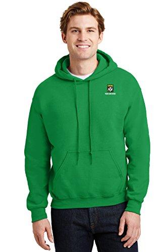 Custom Embroidered Gildan Heavy Blend Pullover Hooded Sweatshirt