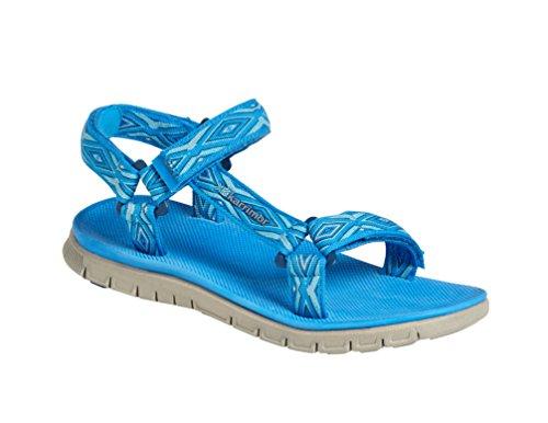 Mujer Aruba blue 2 De Azul Senderismo Para Zapatillas Karrimor nSUBwCqv