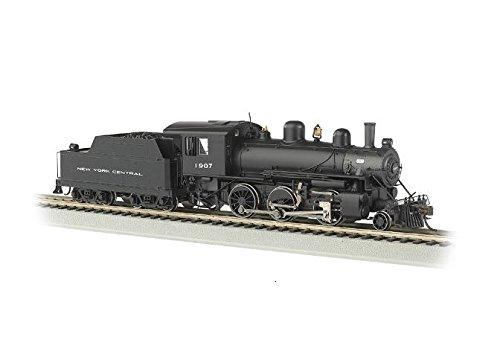 Bachmann Industries Alco 2-6-0 DCC Ready Locomotive - New York Central #1907 - (1:87 HO Scale) -  Bachmann Industries Inc., 51708