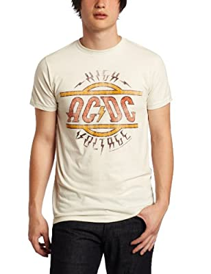 Impact Men's AC DC High Voltage T-Shirt