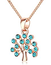 KRUCKEL I love Nature Sparkling necklace made with Swarovski® crystals - 5071110