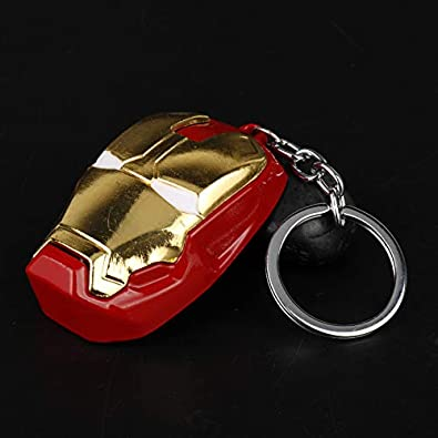 Amazon.com: Keychains Marvel Super Hero The Avengers Iron ...