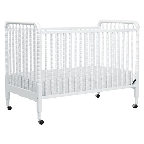 DaVinci Jenny Lind Stationary Crib, White