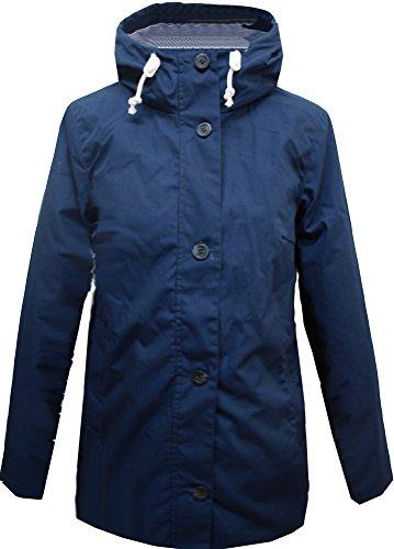 Mazine Duct Jacket Navy Jacken Übergangsjacke Women Female Damen (Jacke Damen)