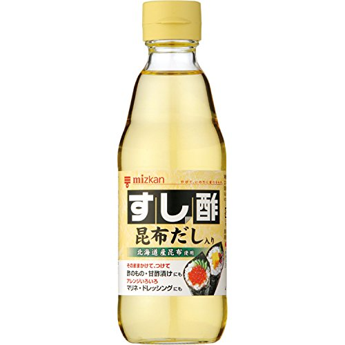 Mitsukan sushi vinegar kelp soup containing (8) 360mlX10 this