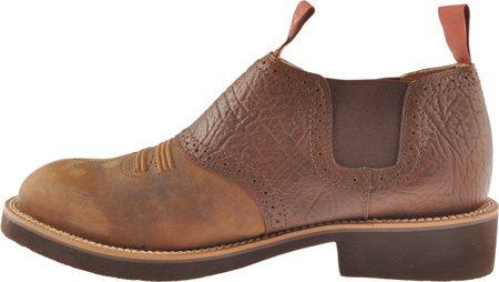 Twisted X Boots Mens Mcd0002 Saddle Distressed / Leather Leathered Shoulder Shoulder
