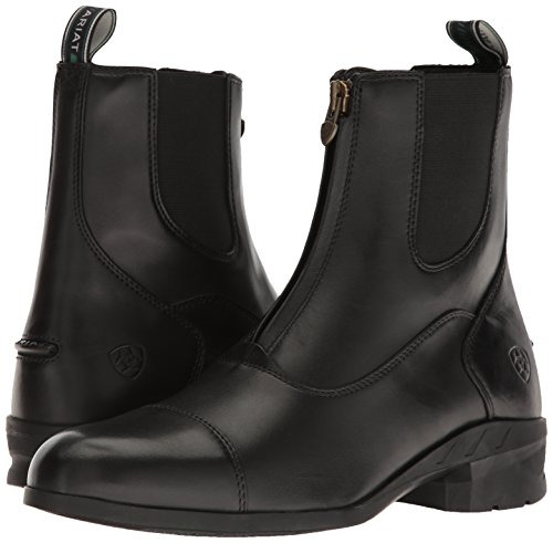 Black Ariat Mens GIFT Zip IV Black Paddock Heritage Boot FREE wwqOU6p