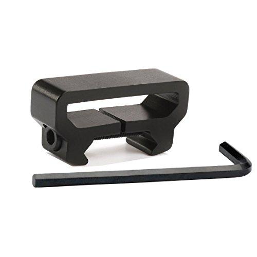 CJRSLRB Picatinny Sling Hook Mount Tactical Adapter Attachment Scope Weaver Rail