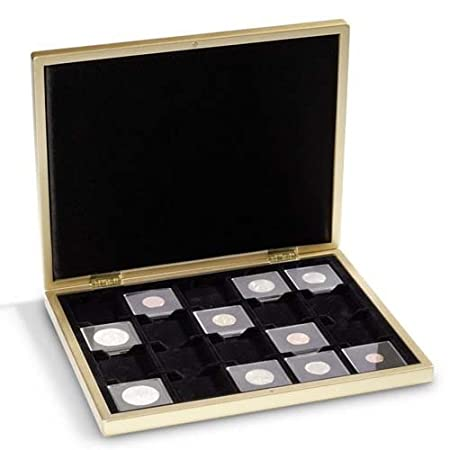 Leuchtturm 309999 Estuche PIANO para 20 cápsulas de monedas ...