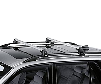 Bmw X5 E70 Genuine Factory Oem 82710404320 Profile Roof Rack Cross Bars 2007 2017