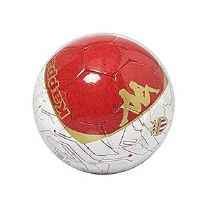 Kappa Player 20.5E Monaco Balon, Adultos Unisex, Blanco/Rojo ...