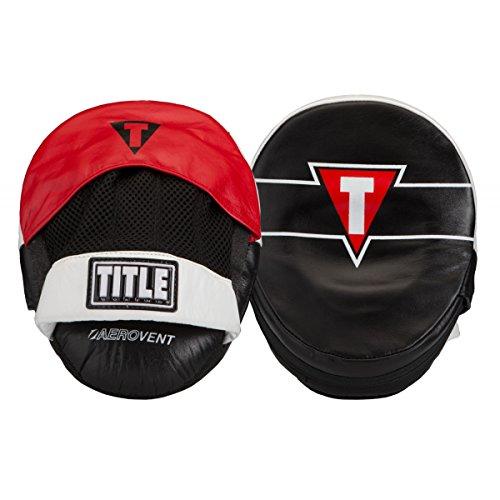 TITLE Boxing Zero Impact Micro Mitts (Micro Boxing Mitts)
