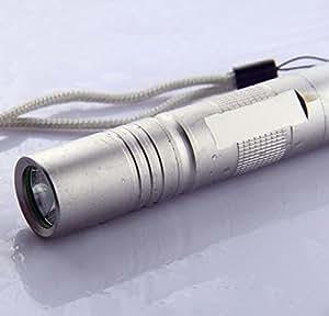 Iluminación Exterior Pequeña Linterna Mini Linterna Portable De Las Necesidades Diarias,Silver