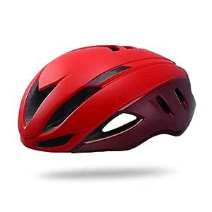HLOEC Speed Aero Bike Helmet Aerodinámica Seguridad TT Cascos de ...