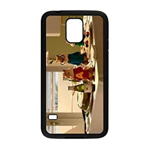 SUPCASE Alvin and the Chipmunks: The Road Chip Poster series For Samsung Galaxy S5 I9600 Csaes phone Case THQ138486