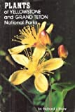 Plants of Yellowstone and Grand Teton National Parks, Richard J. Shaw, 0937512028