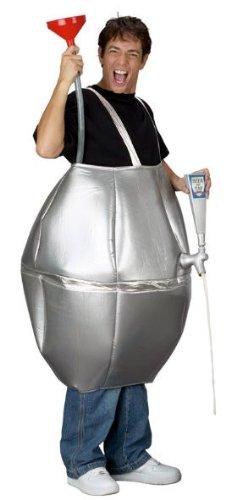 Kegger Man - Adult Standard Costume