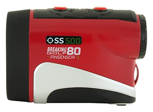 Breaking 80 SmartSlope Golf Slope Rangefinder - Tournament Legal