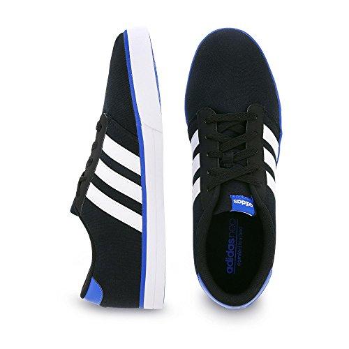 Adidas - VS Skate - AQ1484 - Farbe: Blau-Schwarz-Weiß - Größe: 46.6