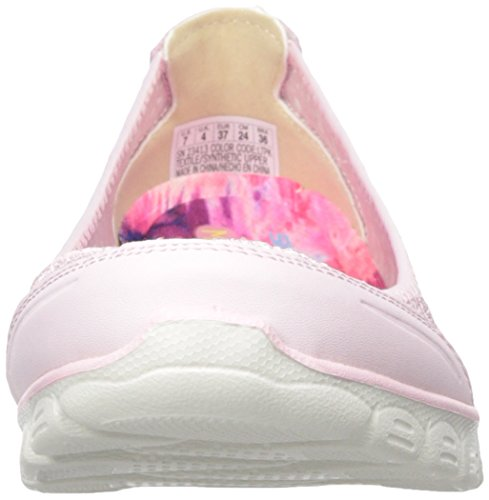 Skechers Sport Damen EZ Flex Flighty Majesty Slip-On Flach Hell-Pink