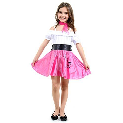 Vestido Infantil Sulamericana Fantasias Multicor