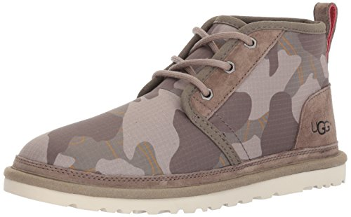 UGG Men's Neumel Camo Chukka Boot, Brindle, 9 M US