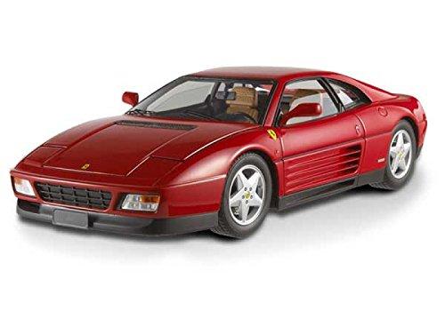 1989 Ferrari 348 TB Red Elite Edition 1/18 by Hotwheels -