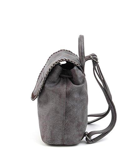 fritzi aus preu en women 39 s backpack grey turf we love bags handbags luggage backpacks. Black Bedroom Furniture Sets. Home Design Ideas